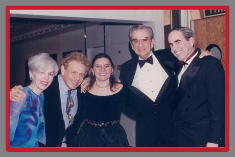 Norma R., Jerry Stiller, Lynn, Richard Adler, Joe R.