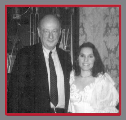 Mayor Edward I. Koch and Lynn
